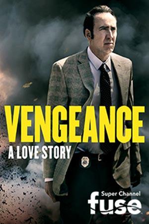 Vengeance-poster